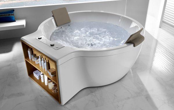 Bañeras con formas