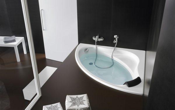 Bañeras angulares